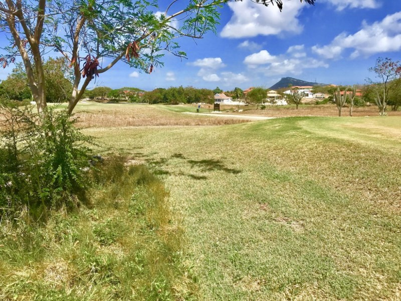 RE/MAX real estate, Curacao, Blue Bay, Blue Bay Resort - Beautiful spacious lot at golf course
