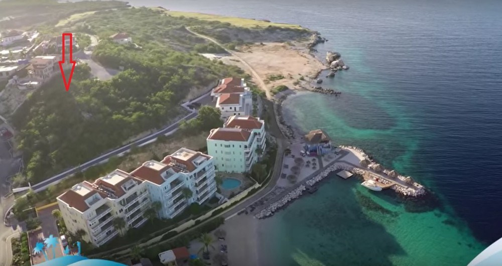 RE/MAX real estate, Curacao, Blue Bay, Blue Bay Golf & Beach Resort - Beautiful lot with panoramic seaview