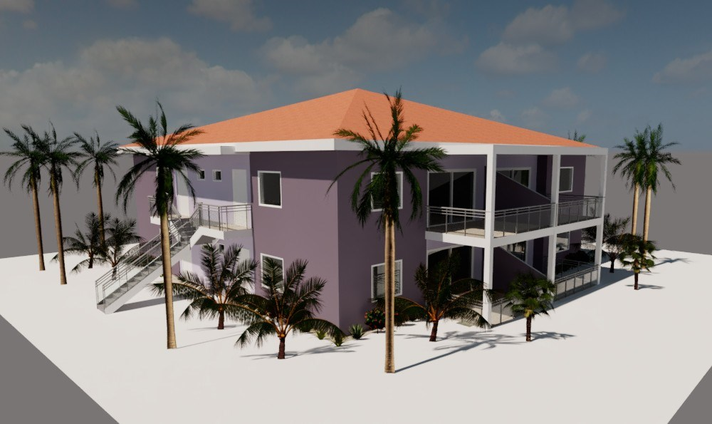 RE/MAX real estate, Curacao, Buskabaai, Vacation property on new resort in Curacao -great for rentals