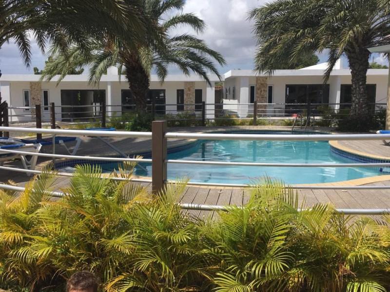 RE/MAX real estate, Curacao, Santa Rosa, Liverpool Resort - 2 bedroom townhouses with communal pool in resort
