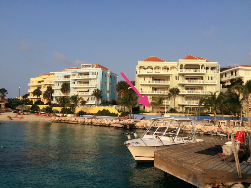 RE/MAX real estate, Curacao, Blue Bay Golf & Beach Resort, Luxury condo for sale on private beach in gated resort in Caribbean