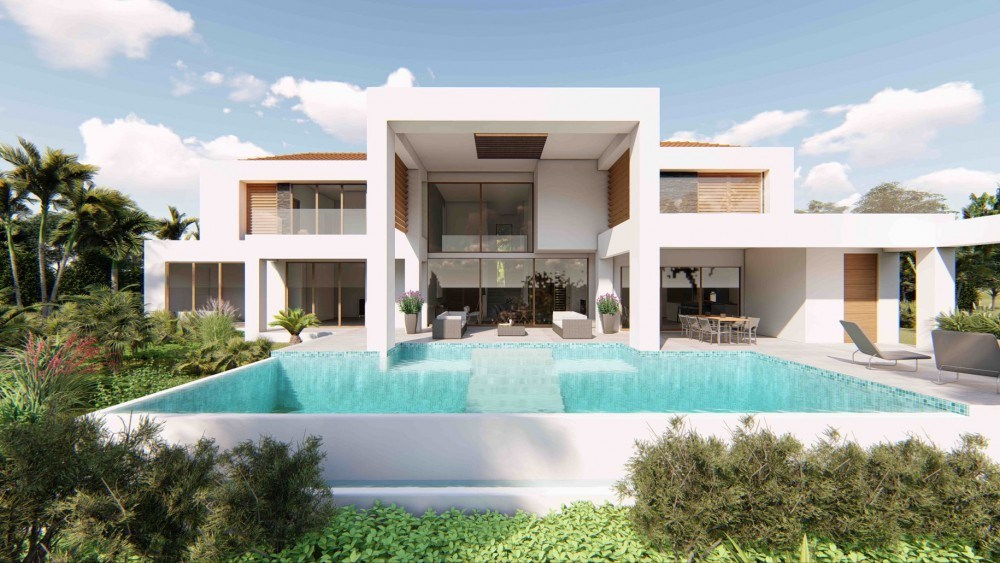RE/MAX real estate, Curacao, Blue Bay Golf & Beach Resort, Ocean Drive 3 - Buy lot with 40 meter of coast line in Caribbean now!