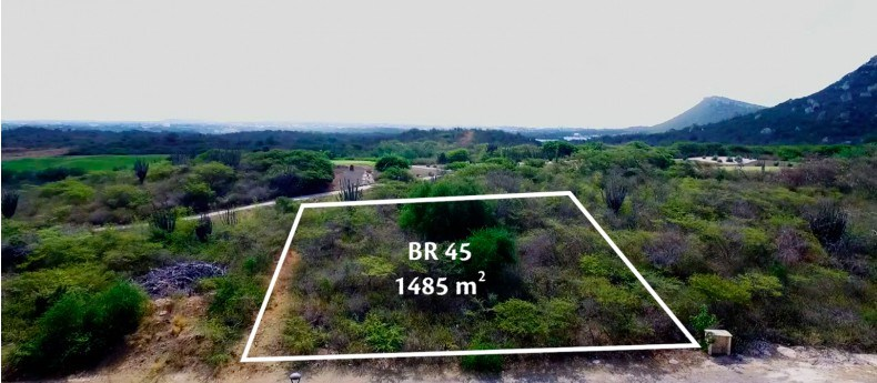 RE/MAX real estate, Curacao, Blue Bay Golf & Beach Resort, Blue Bay lot BR-45: spacious lot on golf resort with private beach!