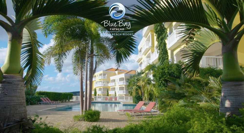 RE/MAX real estate, Curacao, Blue Bay Golf & Beach Resort, Triple Tree Resort 5 - furnished condo on third floor with ocean views