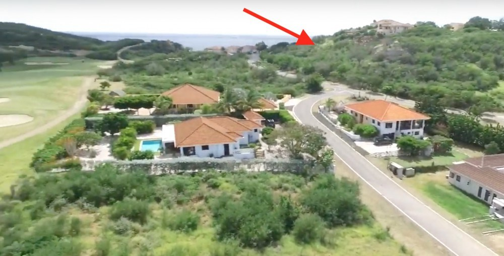 RE/MAX real estate, Curacao, Blue Bay Golf & Beach Resort, Investment opportunity - lot for construction of max. 12 apartments