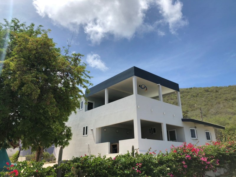 RE/MAX real estate, Curacao, Westpunt, Modern, large villa with sea view for sale at Westpunt Curacao