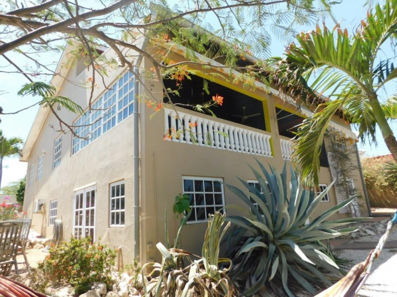 RE/MAX real estate, Curacao, Westpunt, Barber - Home for sale with 3 bedrooms and apartment