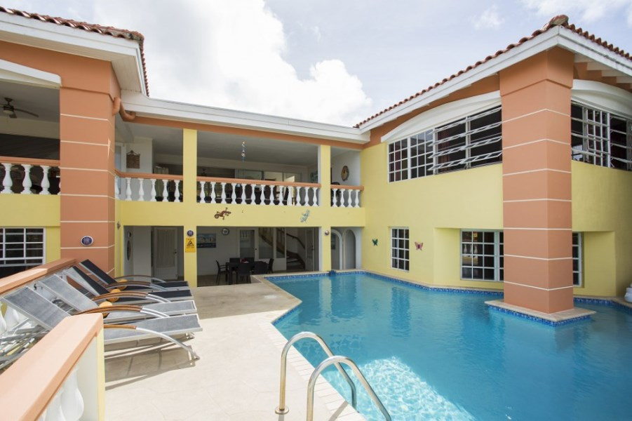 RE/MAX real estate, Curacao, Cas Abou, Beautiful Villa with beautiful views on the Cas Abou Resort