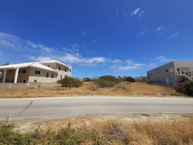 RE/MAX real estate, Curacao, Grote Berg, Grote Berg - Generously priced plot with sea view for sale