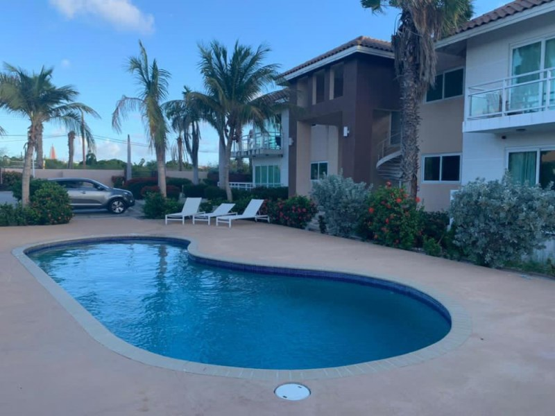 RE/MAX real estate, Curacao, Bottelier, Bottelier: The Palm Resort 3-bedroom apartment