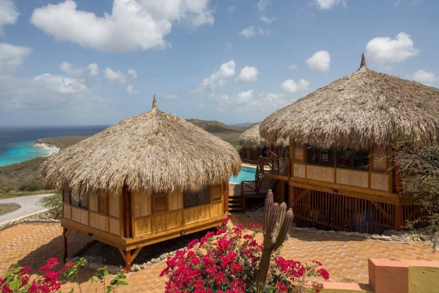 RE/MAX real estate, Curacao, Cas Abou, Cas Abou - Eco-friendly property with amazing ocean views