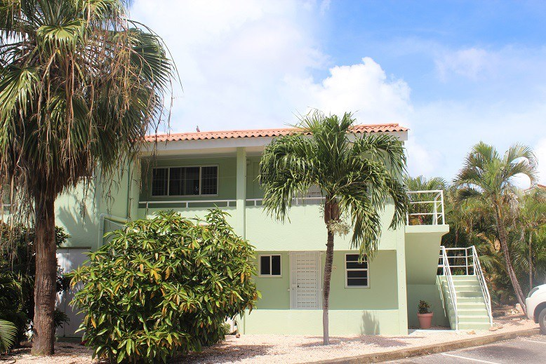 RE/MAX real estate, Curacao, Koraal Partier, Seru Coral Resort – Well maintained and renovated 2-bedroom apartment