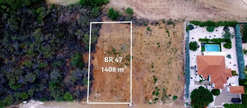 RE/MAX real estate, Curacao, Blue Bay Golf & Beach Resort, Blue Bay BR-47 - Large lot at the 15th hole of the golf & beach resort