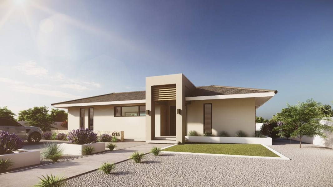 RE/MAX real estate, Curacao, Blue Bay, Blue Bay - Luxurious brand-new villa with great view and private pool