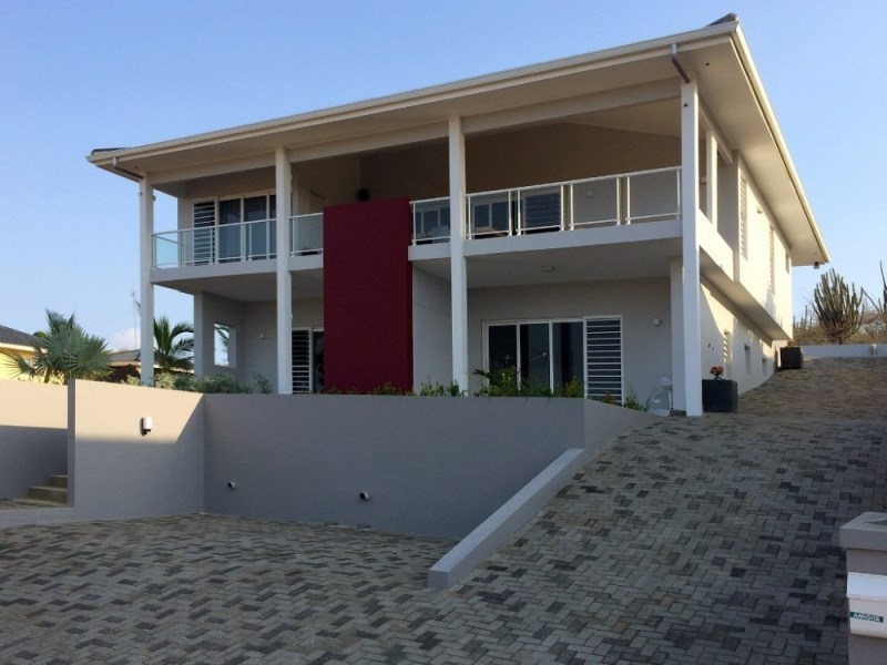 RE/MAX real estate, Curacao, Jan Sofat, Jan Sofat - brand new fully furnished apartment with gorgeous sea view