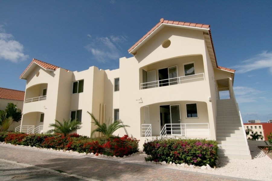 RE/MAX real estate, Curacao, Royal Palm Resort, Royal Palm Resort - Gorgeous 2 bedroom apartment with stunning seaview
