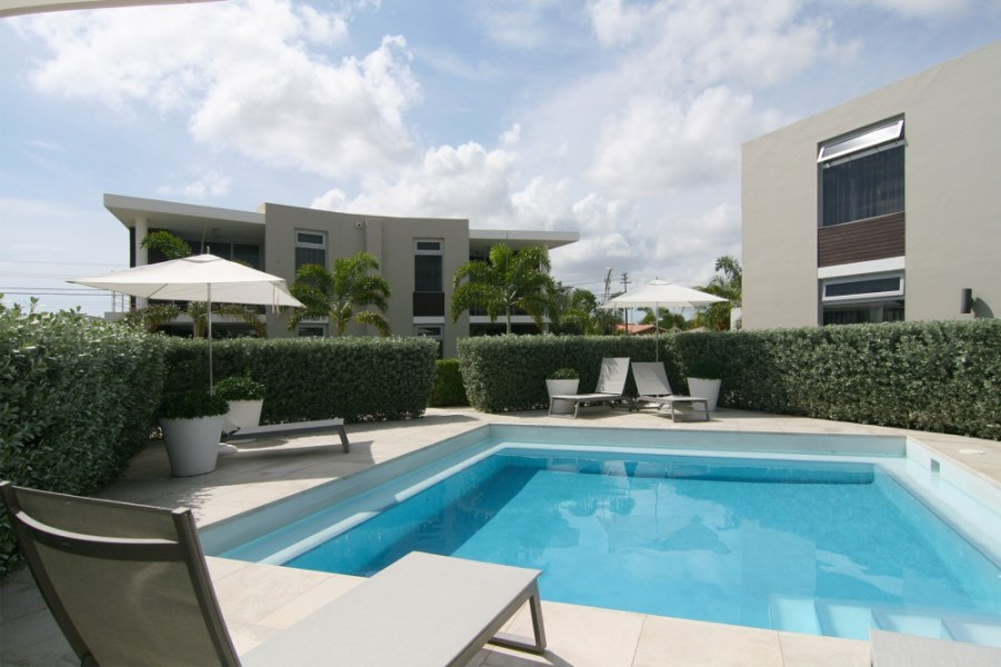 RE/MAX real estate, Curacao, Dominguito, Dominguito - modern apartments in new built resort with swimming pool