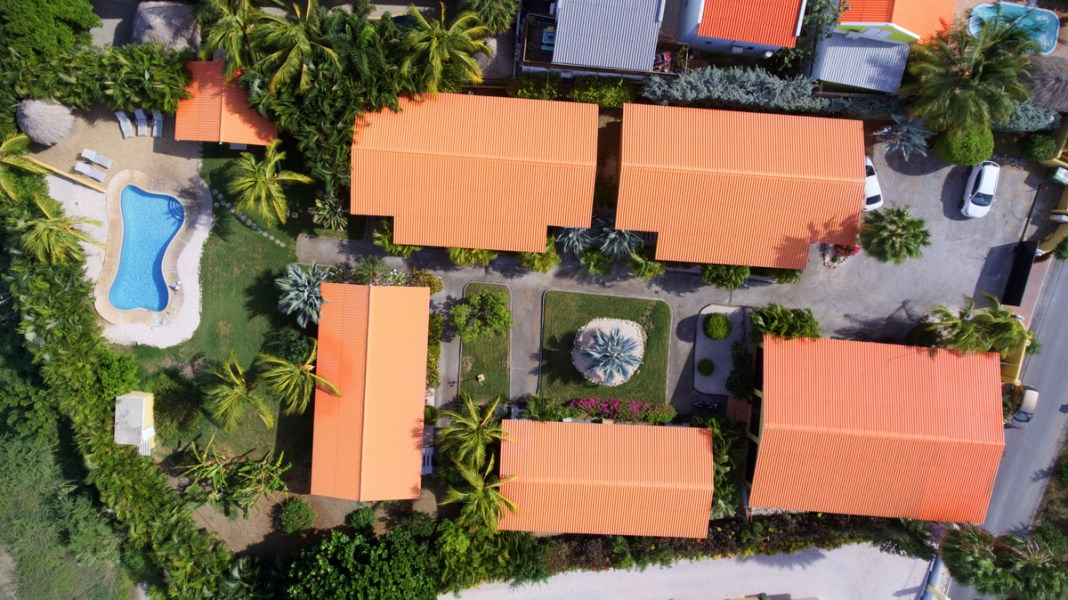 RE/MAX real estate, Curacao, Jan Thiel, Attractive and well maintained bungalow park for sale