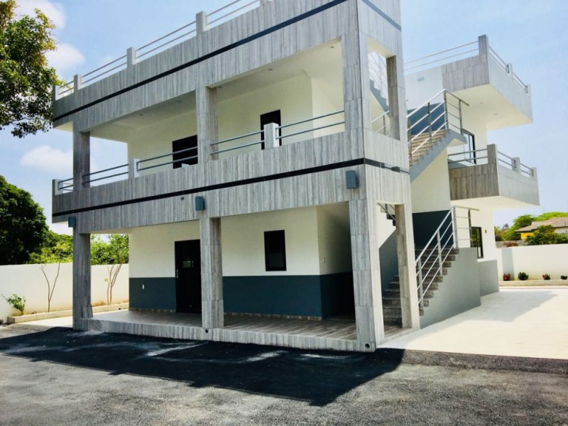 RE/MAX real estate, Curacao, Santa Rosa, Santa Rosa - Newly built apartments in the center of Willemstad