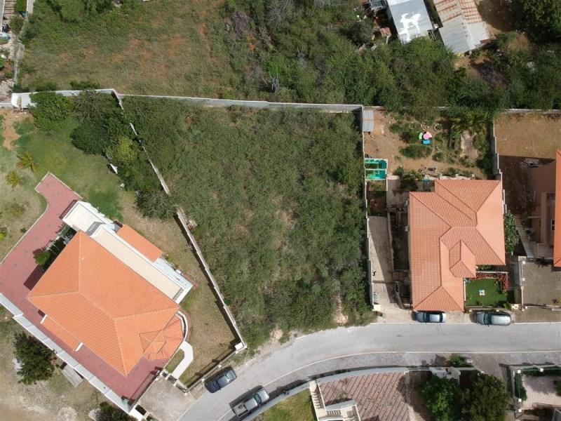 RE/MAX real estate, Curacao, Cas Grandi, Cas Grandi - beautiful lot with amazing view –1030m2– Kaya Vivaldi 265