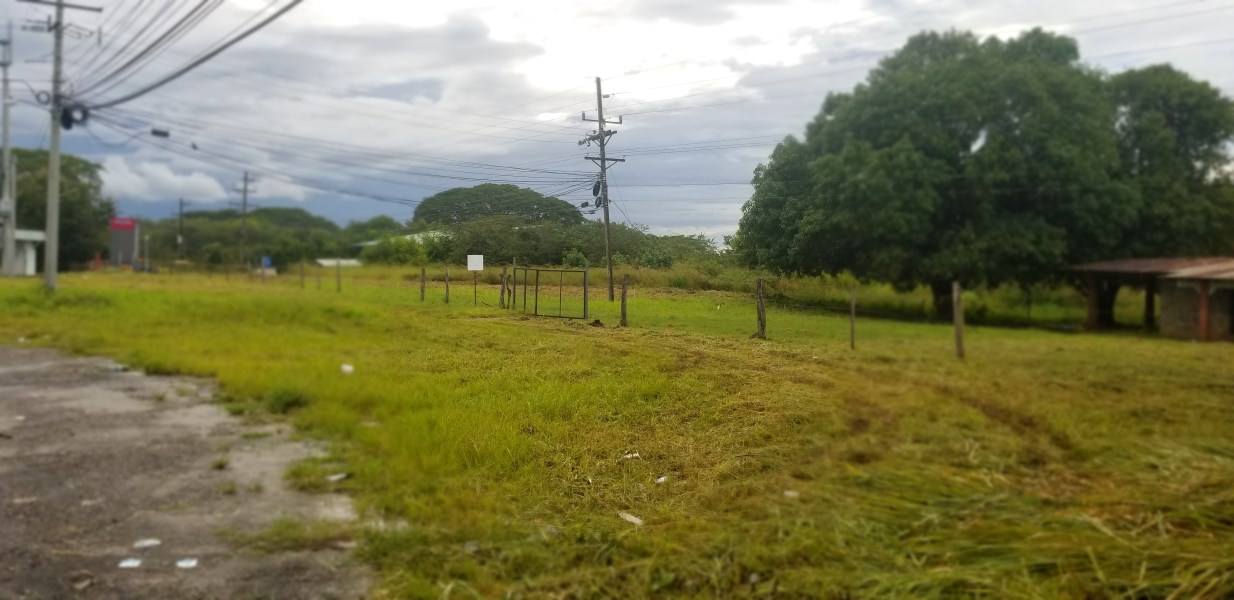 Remax real estate, Panama, Chiltré, A1V-T-0005 Commercial land in Divisa-Herrera