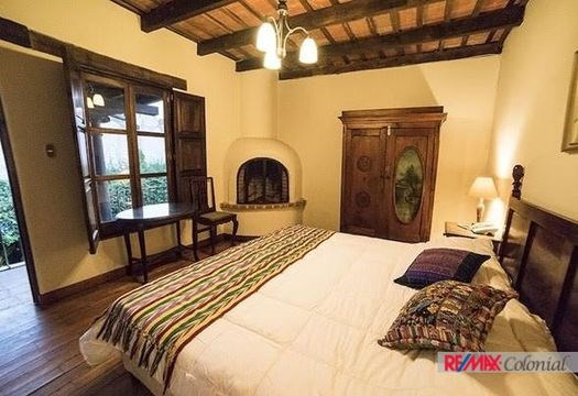 Remax real estate, Guatemala, La Antigua Guatemala, 5083 BEAUTIFUL HOUSE FOR RENT IN CENTRAL ANTIGUA, IDEAL FOR HOTEL OR B&B