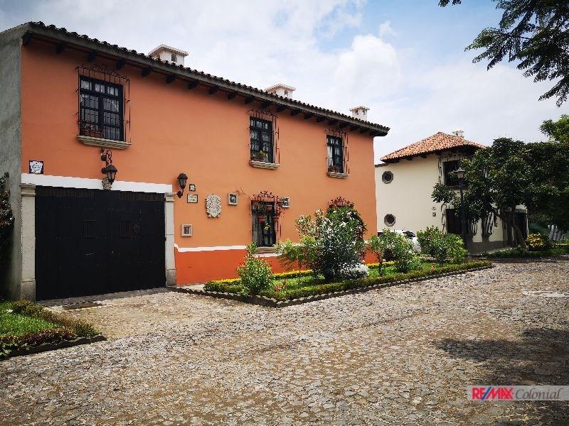 Remax real estate, Guatemala, La Antigua Guatemala, 4957 HOUSE FOR SALE IN SAN BARTOLOME BECERRA – ANTIGUA GUATEMALA