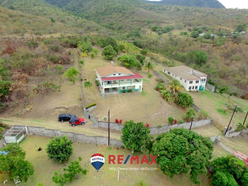 RE/MAX real estate, Saint Kitts and Nevis, Bourryau, Franklin's Estate House for sale St. Kitts
