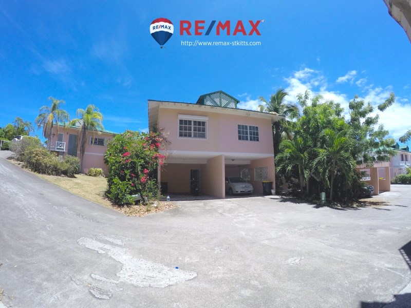 RE/MAX real estate, Saint Kitts and Nevis, Limekiln, Two floor, two bedroom apartment for sale, St. Kitts