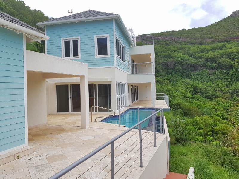 RE/MAX real estate, Saint Kitts and Nevis, Bourryau, Ocean Edge Resort Spectacular Sea View Luxury Villa