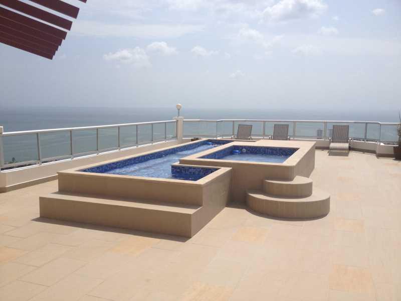 Remax real estate, Panama, Coronado, Coronado Golf unit 17A - Ocean View on the Golf Course - ONLY $239,000