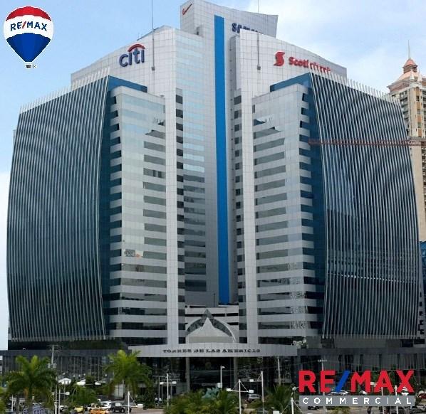 Remax real estate, Panama, Panamá - San Francisco, Office spaces - Torres de las Americas - San Francisco, Panama City