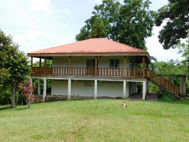 Remax real estate, Belize, Unitedville, #2137 - 2 BEDROOM HOUSE ON 21 ACRES CLOSE TO SAN IGNACIO, CAYO DISTRICT