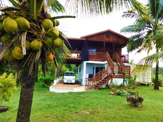 Remax real estate, Belize, San Ignacio, #2179 - 2 BEDROOM HOUSE + 2.6 ACRES - NEAR SAN IGNACIO, CAYO DISTRICT