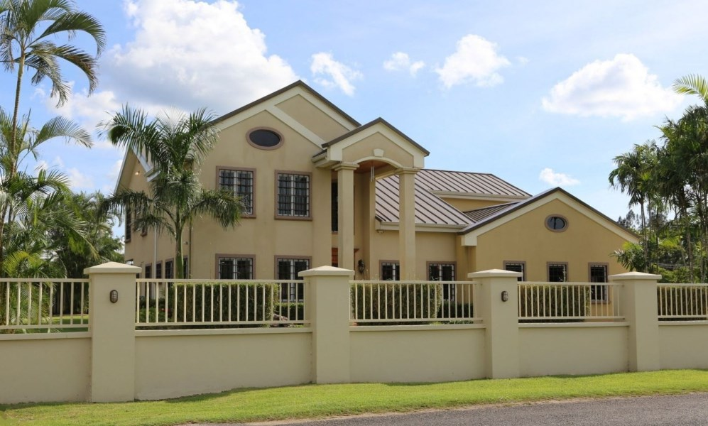 Remax real estate, Belize, Belmopan, #2188 - AN ELEGANT 4 BEDROOM HOUSE IN BELMOPAN, CAYO DISTRICT, BELIZE