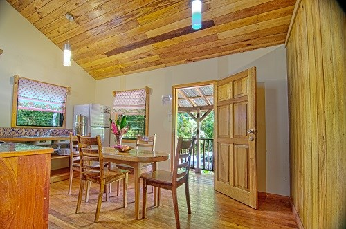 Remax real estate, Belize, San Ignacio, #2225 – 3 BEDROOM CABIN ON A RAINFOREST ECO-DEVELOPMENT - NEAR SAN IGNACIO, CAYO DISTRICT.