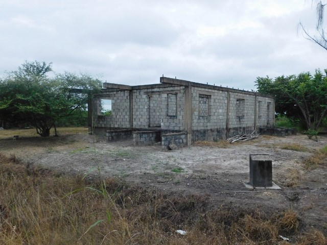 Remax real estate, Belize, Belize City, #2262 -  AN UNFINISHED HOUSE LOCATED IN HATTIEVILLE VILLAGE, NEAR BELIZE CITY.