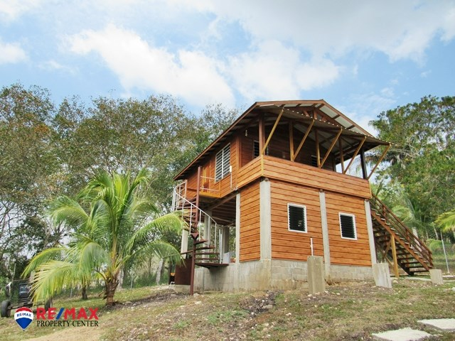 Remax real estate, Belize, San Ignacio, #2285 - ONE BEDROOM HOUSE + 3 LOTS NEAR SAN IGNACIO, CAYO DISTRICT, BELIZE