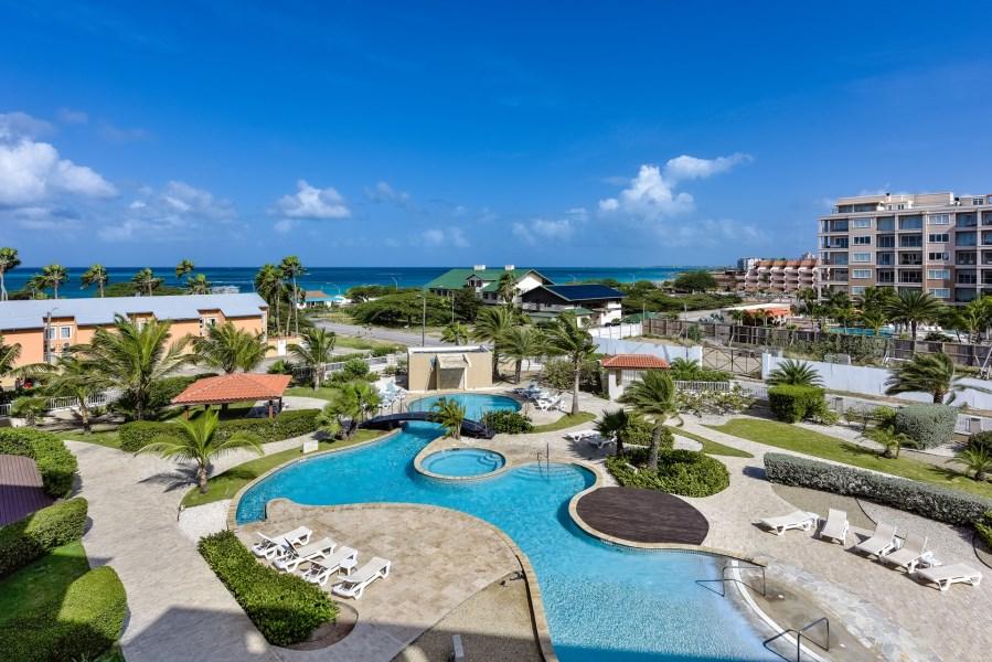 RE/MAX real estate, Aruba, Oranjestad, Luxury Condo Oasis unit 15