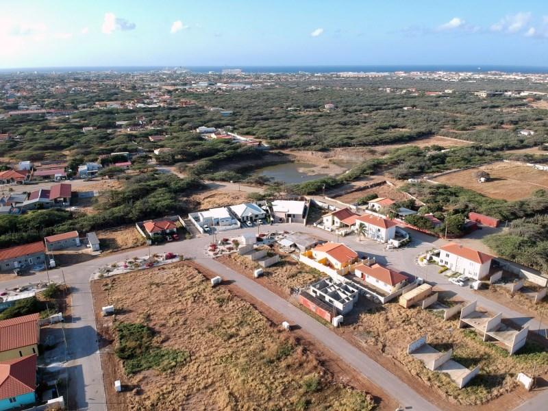 RE/MAX real estate, Aruba, Noord, Napa Valley Lot #7 311m2, Foundation 90m2