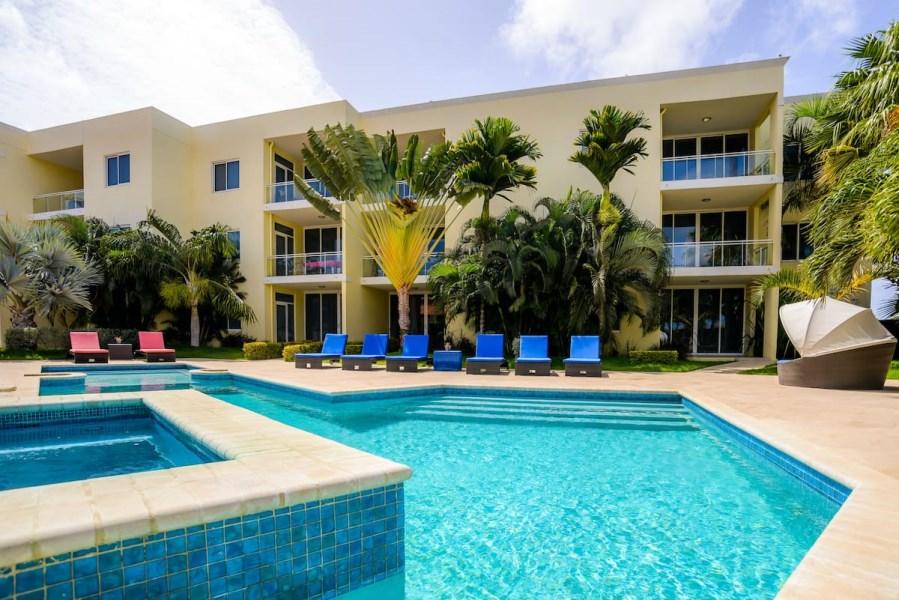 RE/MAX real estate, Aruba, Oranjestad, Sunset Residences no. 12