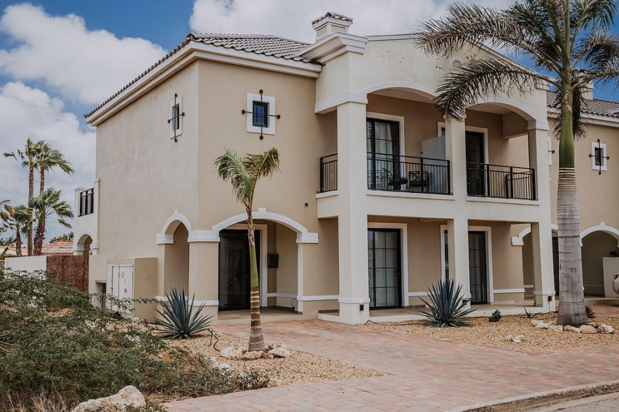 RE/MAX real estate, Aruba, Noord, Tuscany Townhouse - Rented!