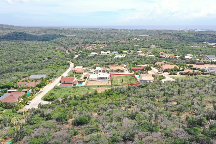 RE/MAX real estate, Aruba, Santa Cruz, Bringamosa Residence 1620m2 property land