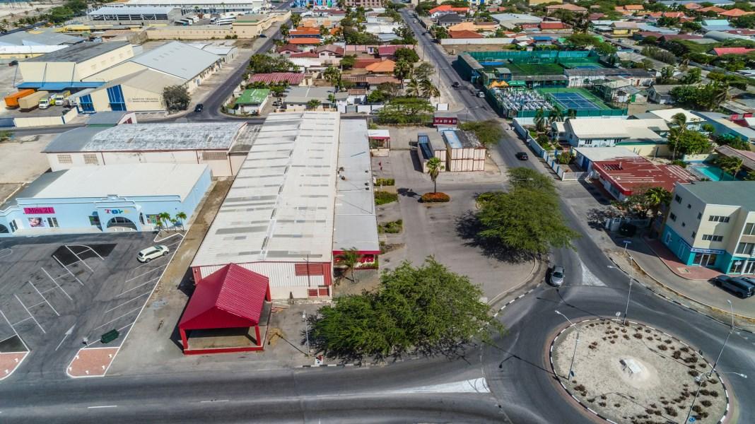 RE/MAX real estate, Aruba, Oranjestad, Office & Warehouse near Bushiri Beach