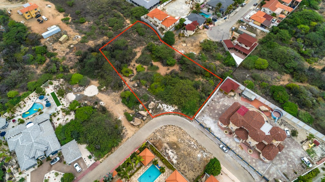 RE/MAX real estate, Aruba, Paradera, Casibari Land (3283 m2)