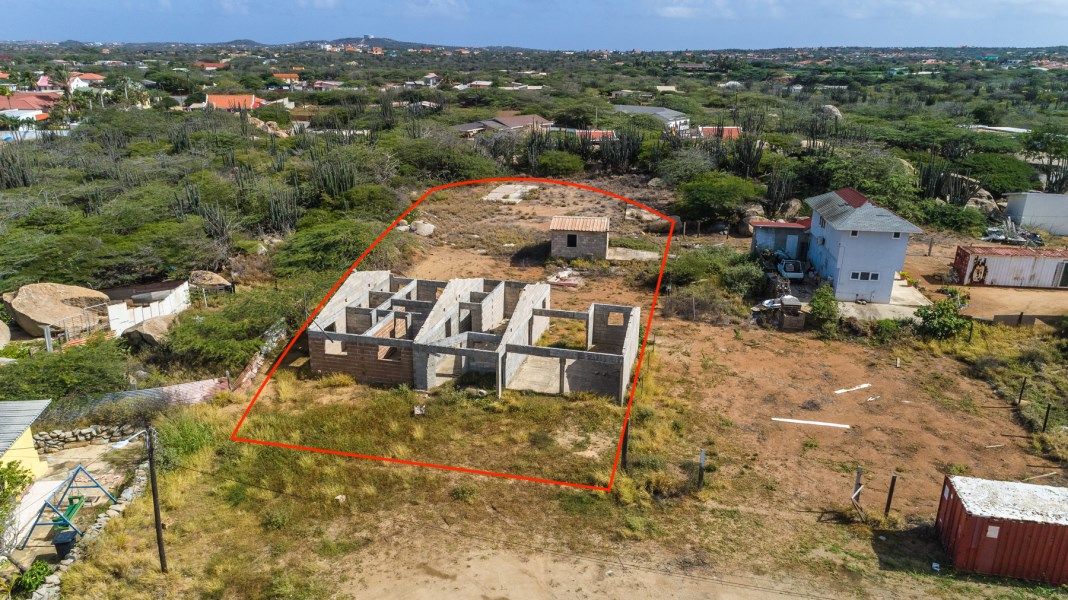 RE/MAX real estate, Aruba, Noord, Catiri Land (856 m2)