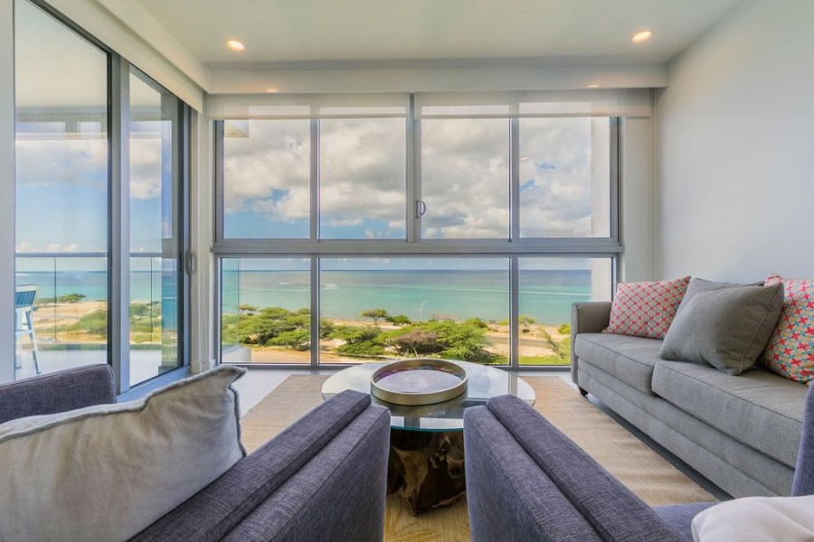 RE/MAX real estate, Aruba, Oranjestad, Eagle Beach apartment