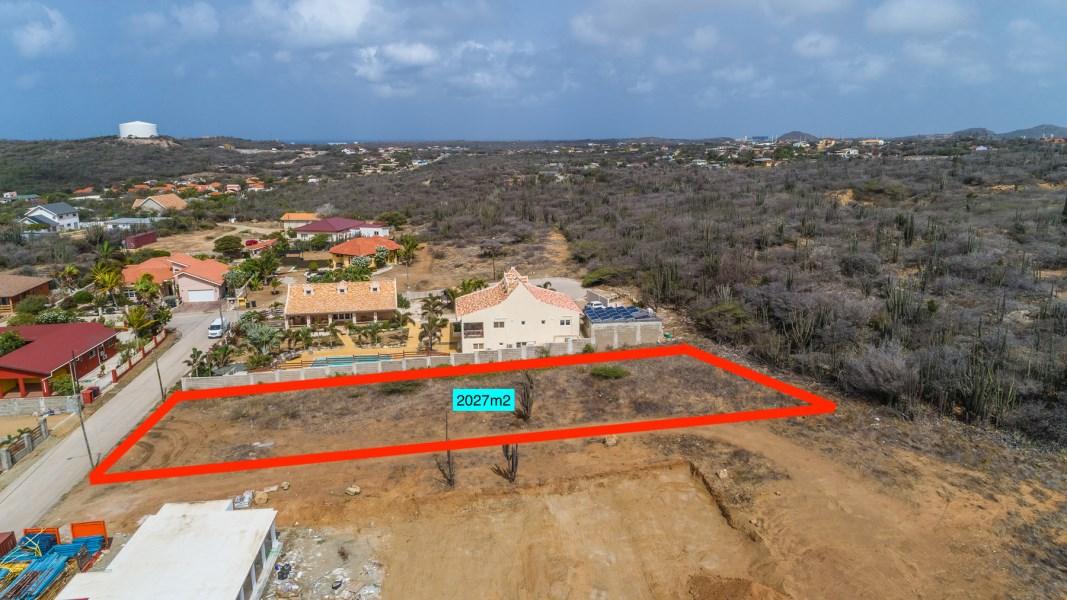 RE/MAX real estate, Aruba, Santa Cruz, Bringamosa z/n 2027m2 property land