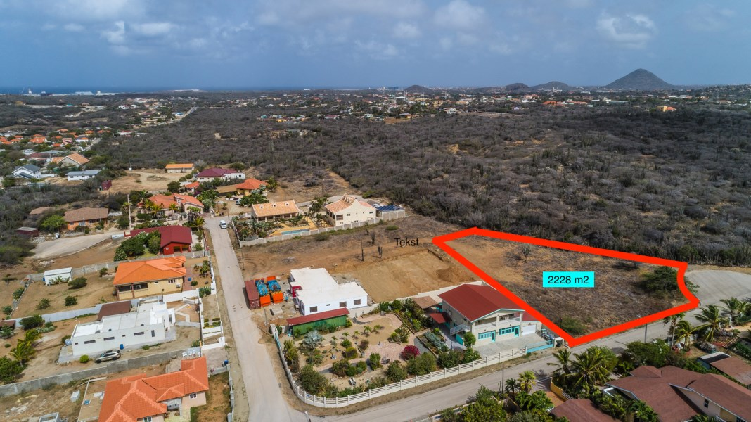 RE/MAX real estate, Aruba, Santa Cruz, Bringamosa z/n 2228m2 property land