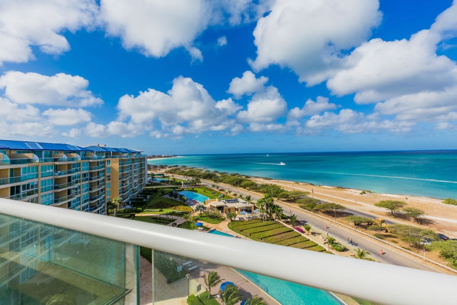 RE/MAX real estate, Aruba, Noord, Blue Residence Penthouse P 1-4